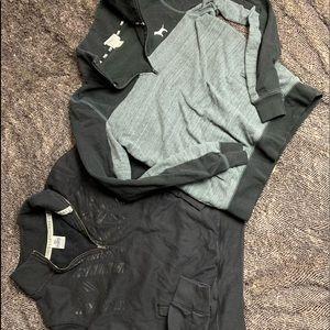 VS Quarter Zip Sweater Bundle!